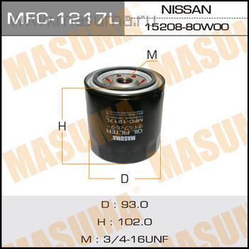 Купить Фильтр масляный на Ниссан   в магазине «Скорпио»